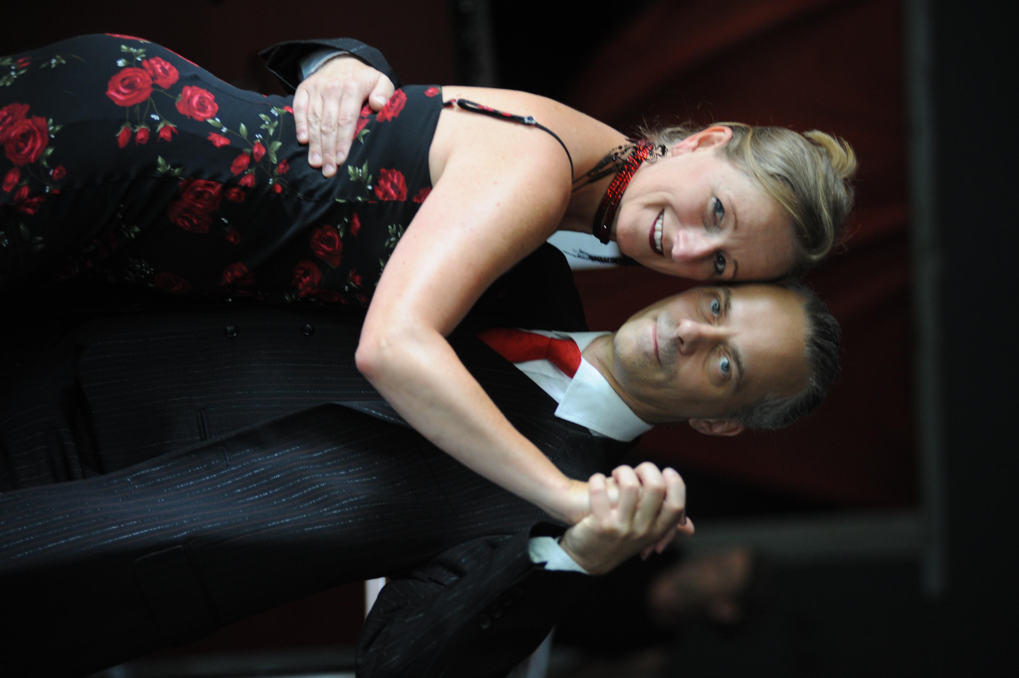 Jeanette und Thomas Marx
