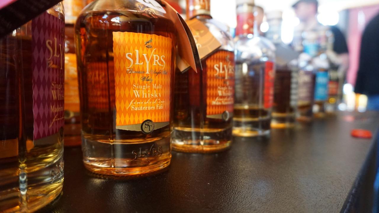 Slyrs - Whisky vom Schliersee