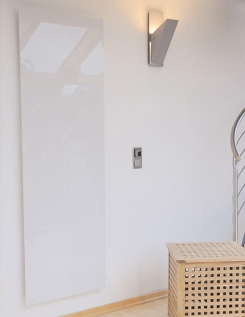 Olsberg orayonne blanc 15 2381 airsoft sp cialiste en puits canadien vmc d - Radiateur electrique facade verre ...