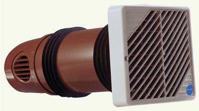 Ventilation double flux cuisine salle de bain vent axia for Ventilation pour salle de bain
