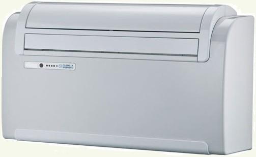 Charmant Reversible Unico 13 A+ HP Inverter Climatisation Sans Groupe Extérieur  Olimpia Splendid
