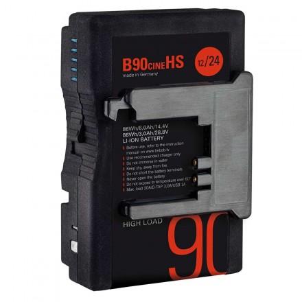 Puhlmann Cine - bebob B-Mount Cine 12/24 Adapter