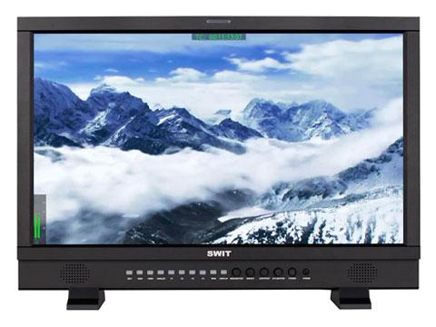 """Puhlmann Cine - SWIT S-1243HS, 23,8"""" FullHD Broadcast 2k Display, V-Mount"""
