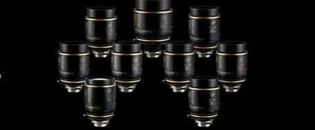 Puhlmann Cine GmbH - Cooke Prime Lenses