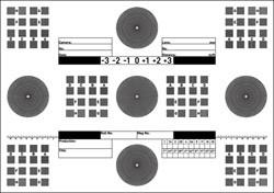 Puhlmann Cine GmbH - focus test chart