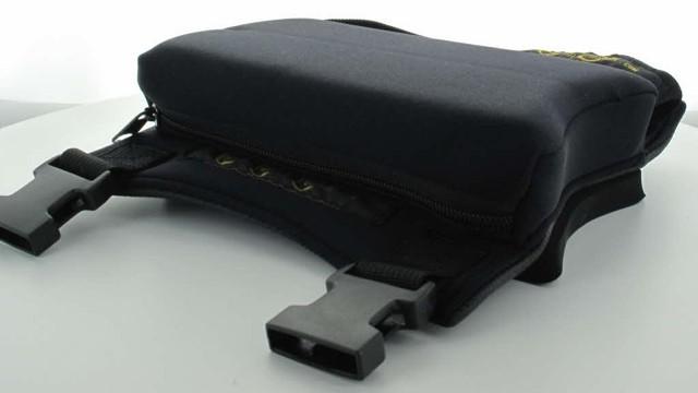 puhlmann.tv - Camera Comfort Cushion black