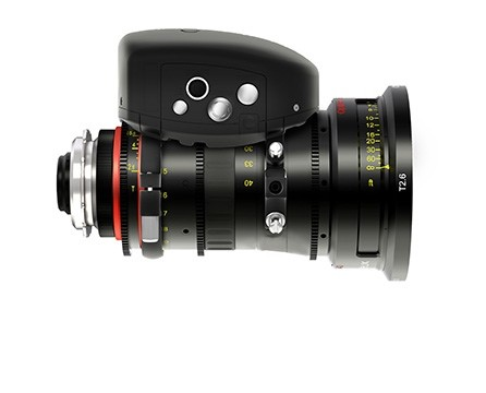 puhlmann.tv - Optional Angenieux Servo Unit (ASU)