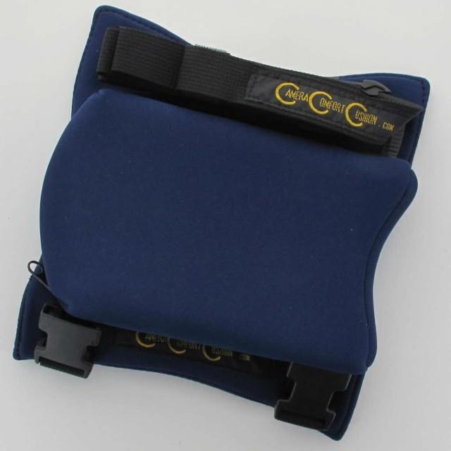 puhlmann.tv - Camera Comfort Cushion blue
