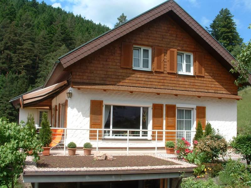 """Landhaus mit Ferienwohnung """"Talblick"""" und """"Elme"""""""