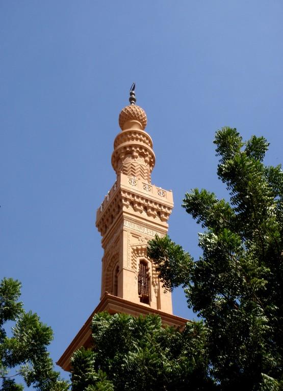 Mosquée, Khartoum, Soudan