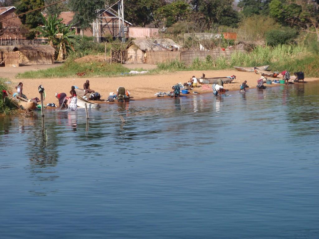 Port de Monkey Bay, Malawi