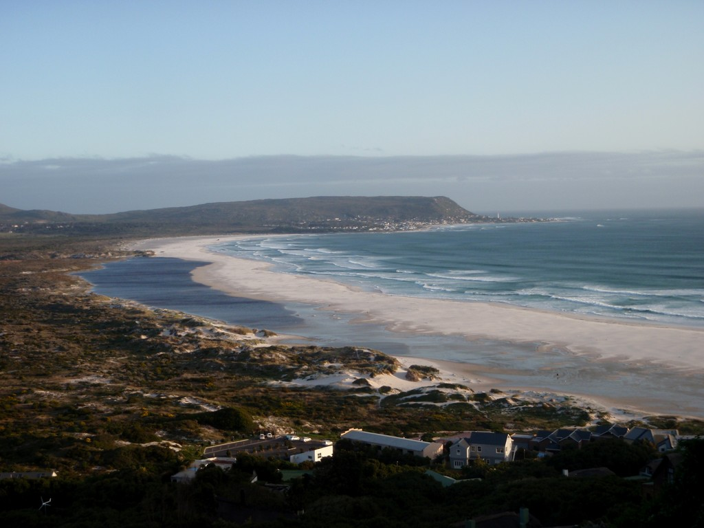 La plage au Sud de Chapman Peak Road, Hout bay, Afrique du Sud