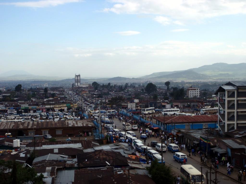Addis Ababa, Ethiopie