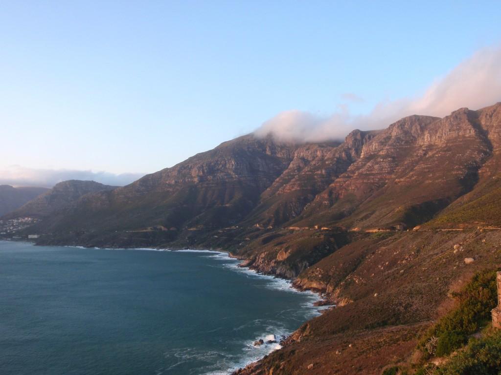 Chapman Peak Road, Hout bay, Afrique du Sud