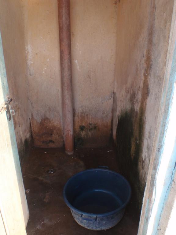 Ma douche à Moyale, Kenya