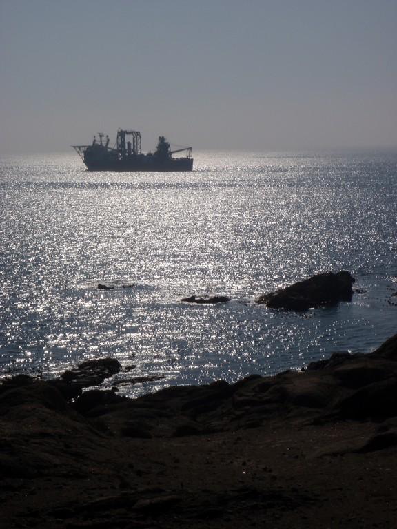 Luderitz, Port fantôme de Namibie