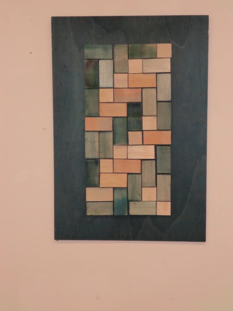 Wandbild   Werkverzeichnis: 2013-122 Jahr: 2012 HxBxT