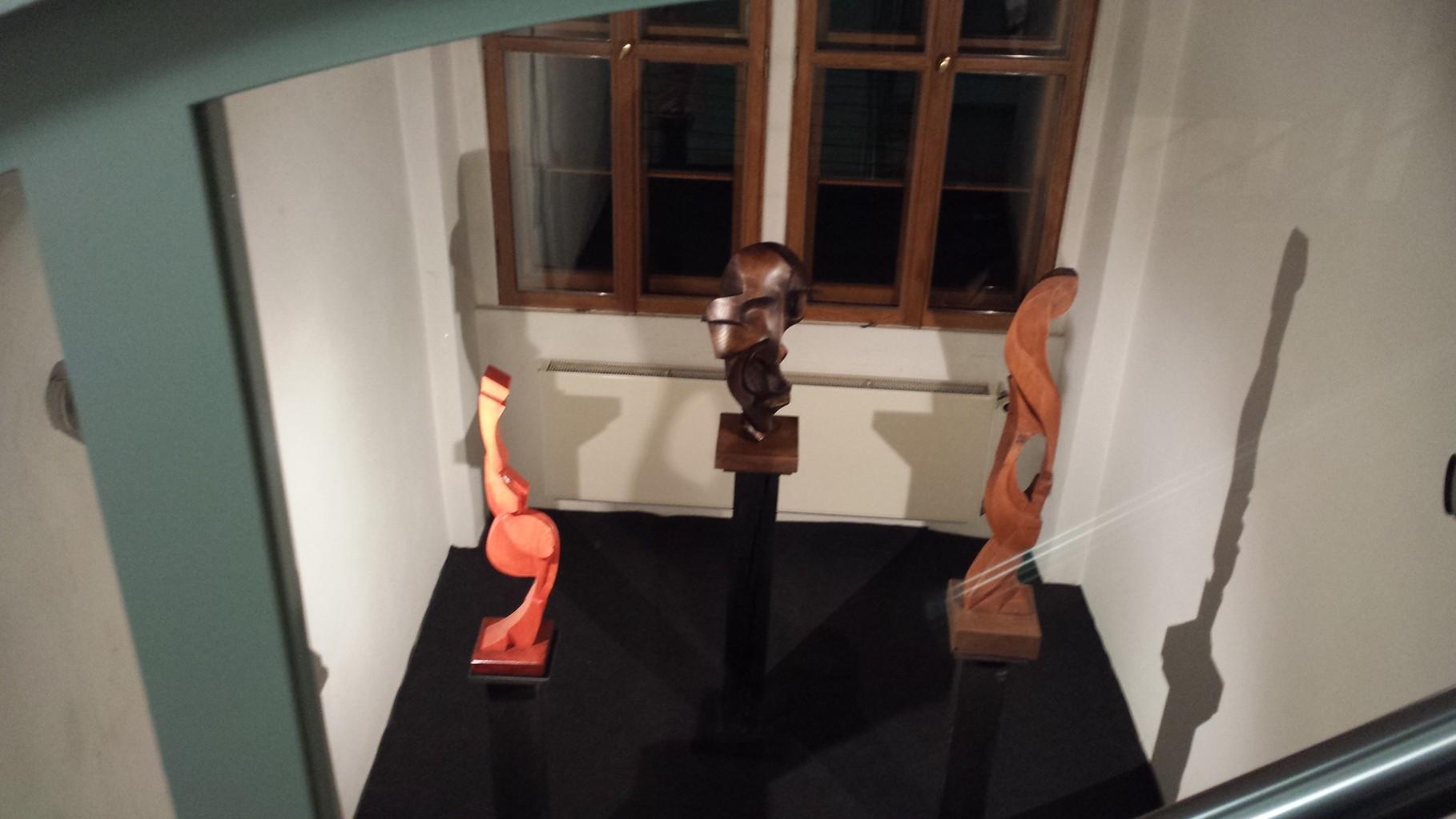 Art Leben im Holz beteiligt sich an der Kunstausstellung im Wasserschloss Kaffenbach bei Chemnitz