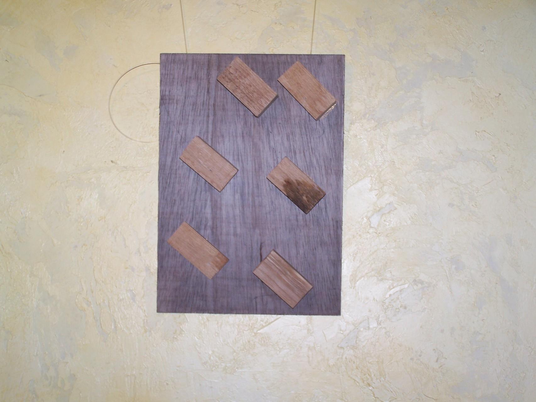 Schwimmendes Holz   Werkverzeichnis: 2013-1722 Jahr: 2013 HxBxT