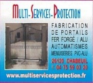 Multiservices Protection