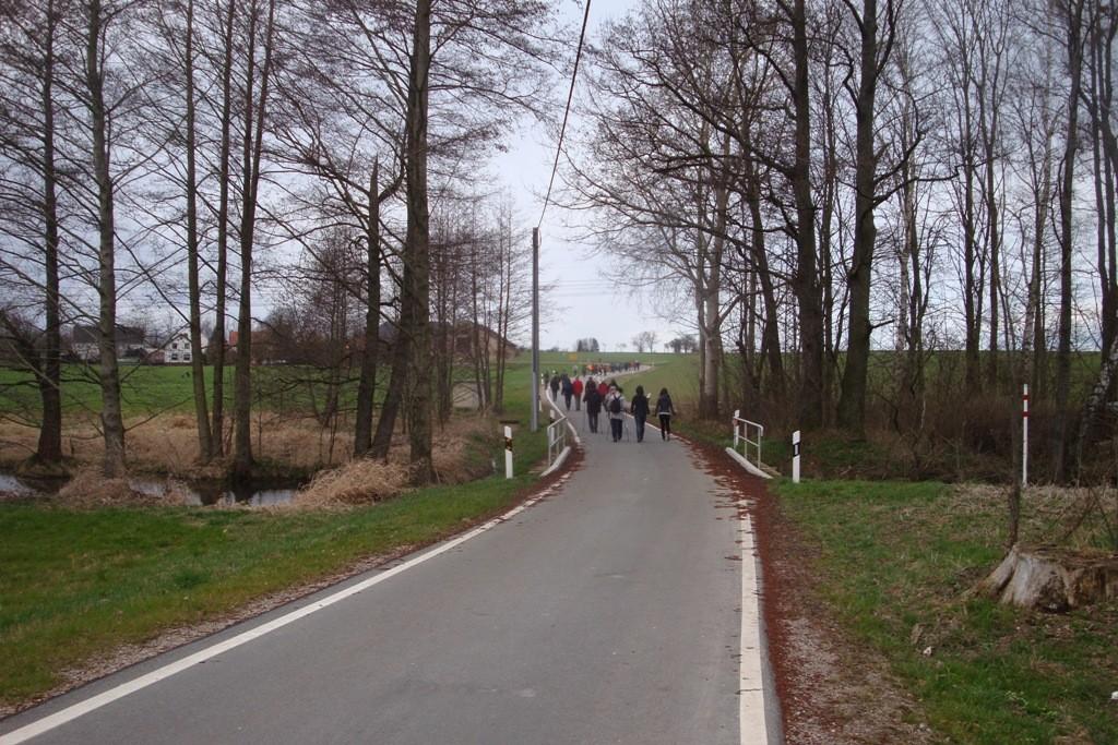 Königshof Kratschütz in Sicht