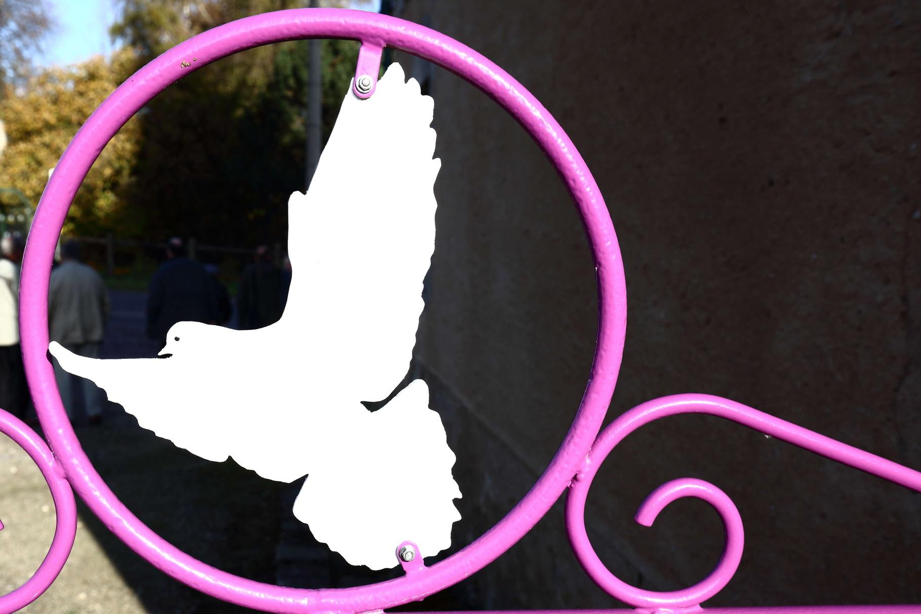 Das Tor zum Kirchhof - ein passendes Symbol zum 9. November