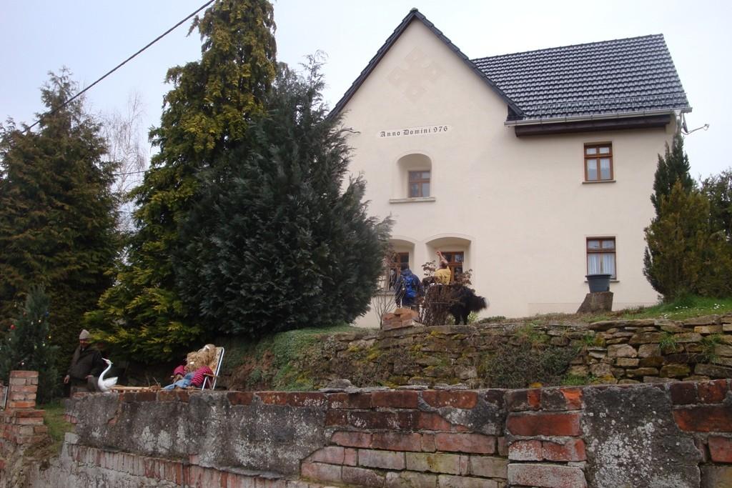 ehemalige Kapelle in Gödissa