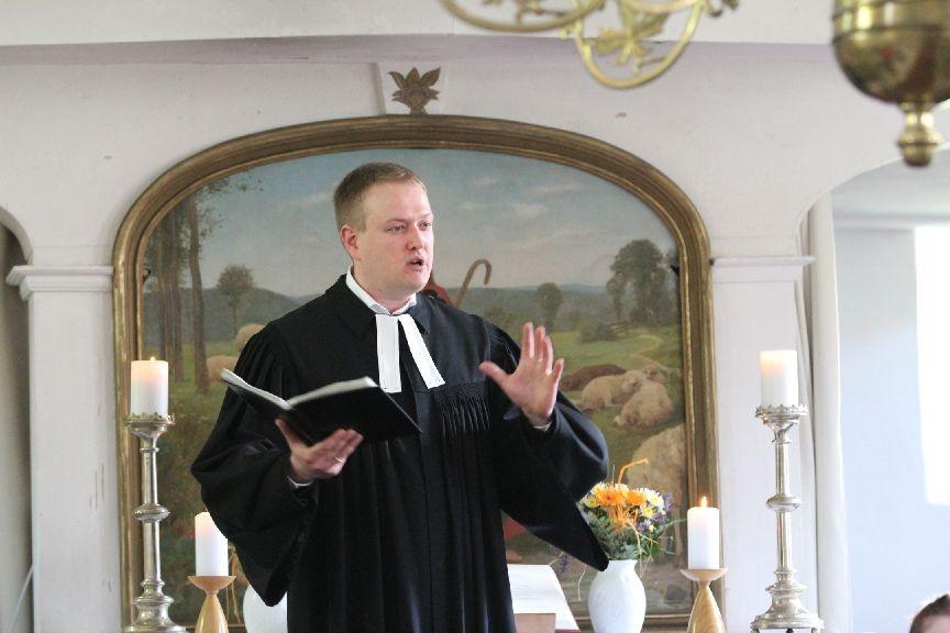 Die letzte Predigt als Dobitschener Pfarrer