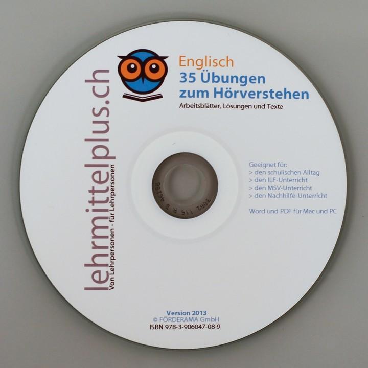 E Hörverstehen A1 - B1 - LehrmittelPLUS - Lehrmaterial für die Praxis