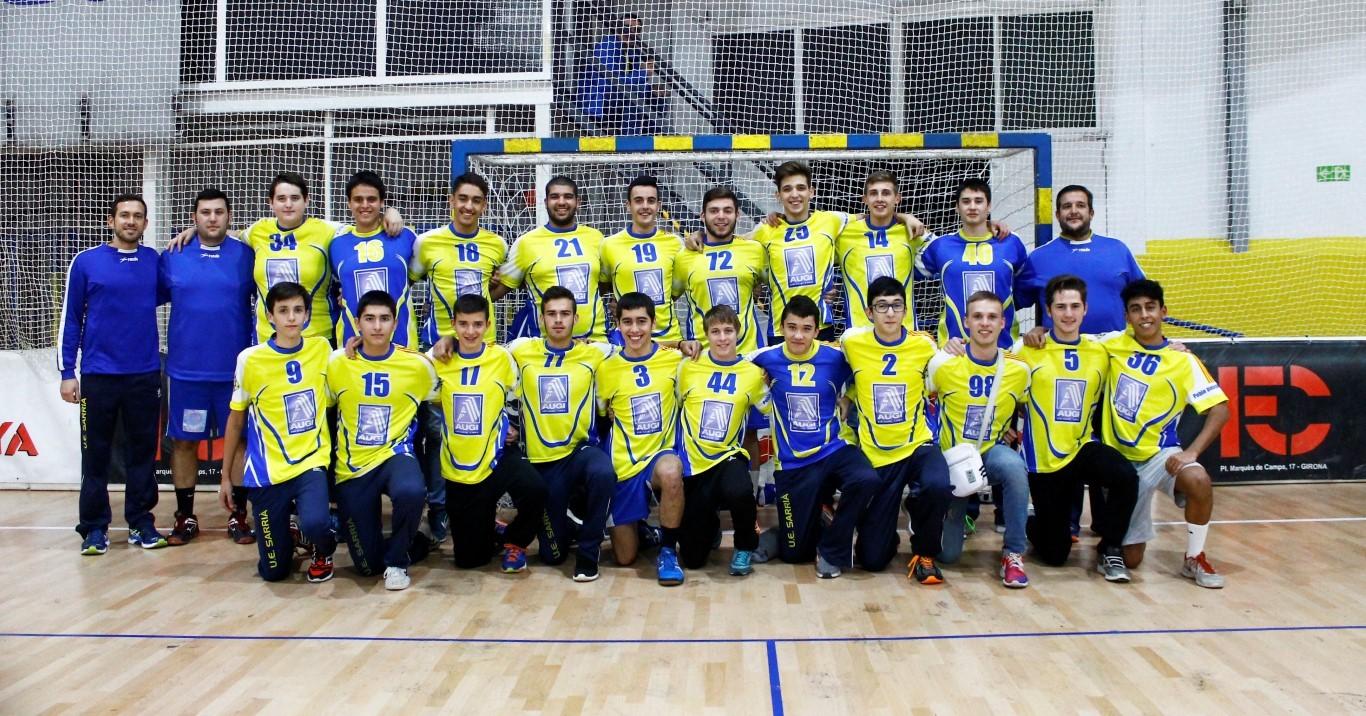 Juvenils 2015-2016