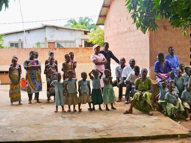 Schule Pergame Plus, Abomey-Calavi (Bénin) (© Brühl Stiftung)