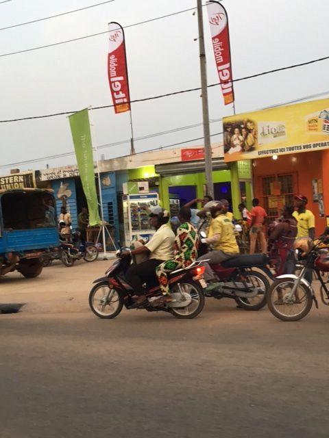 Cotonou, Bénin (© Brühl Stiftung)