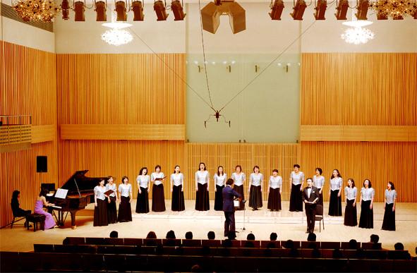 第3回定期演奏会  アミュゼ柏クリスタルホール