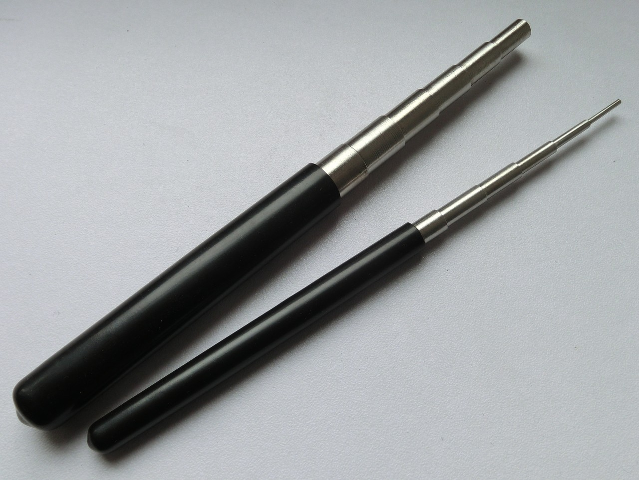 Mandrels - schmuckTools, Werkzeug für Goldschmiede, Silberschmiede ...