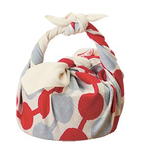 結ぶ・包む・バッグの作り方と、風呂敷の基礎から応用まで伝授いたします。
