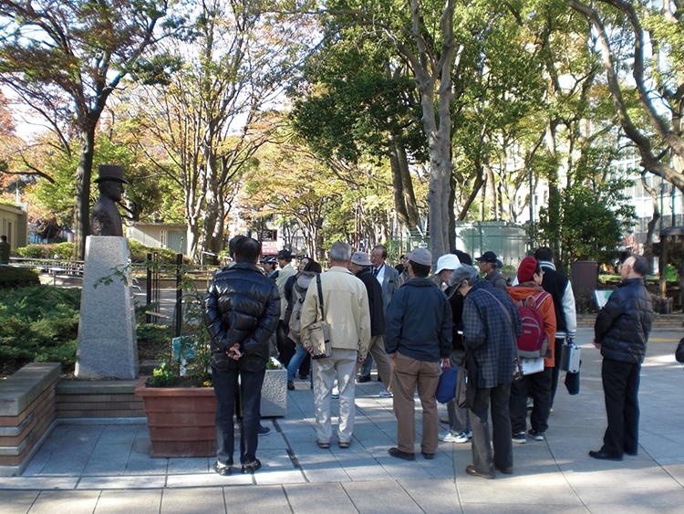 横浜歴史探訪第1回街歩き開港場横浜