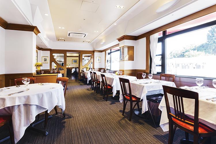 横浜・上大岡で10年以上に渡り愛されてきた本格フレンチレストラン『ル・パン バーラヴァン』