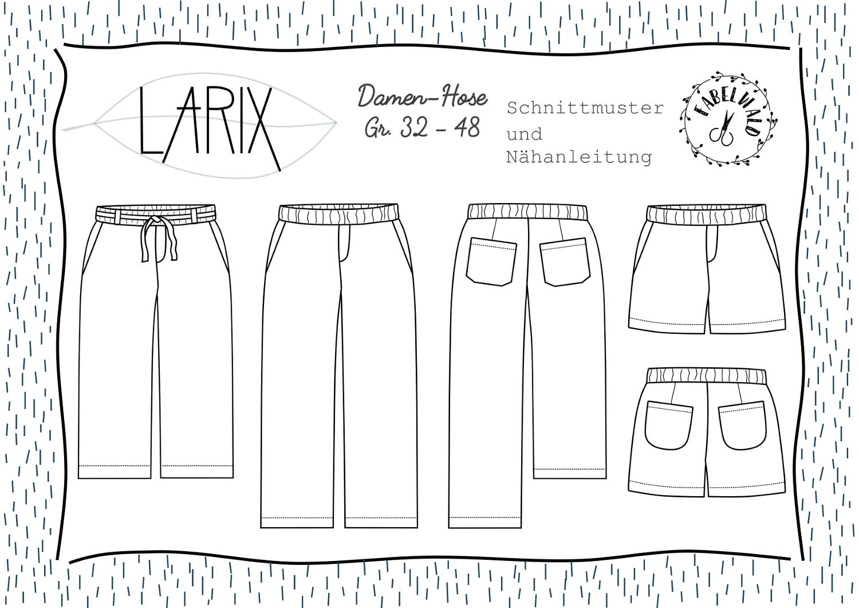 Noch eine Hose: LARIX