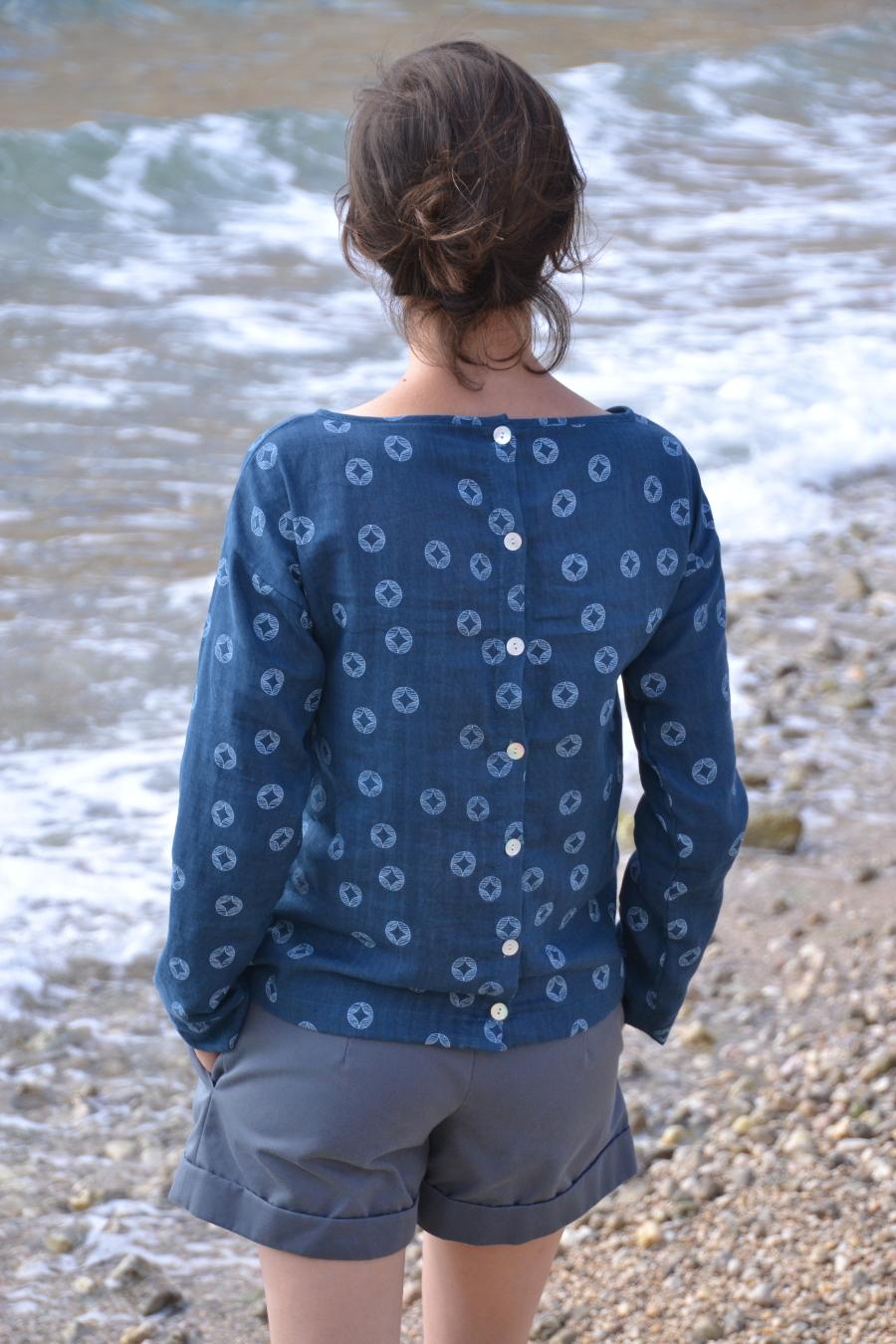 Jerseykleid ohne schnittmuster