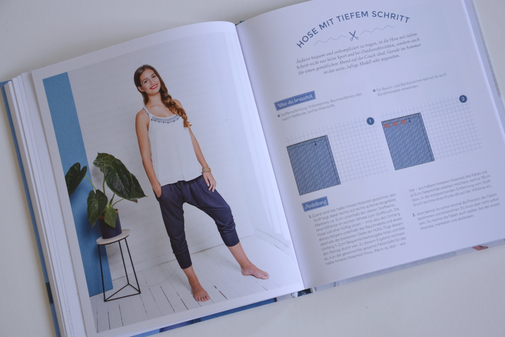 Kleidung nähen ohne Schnittmuster - fabelwalds Webseite!