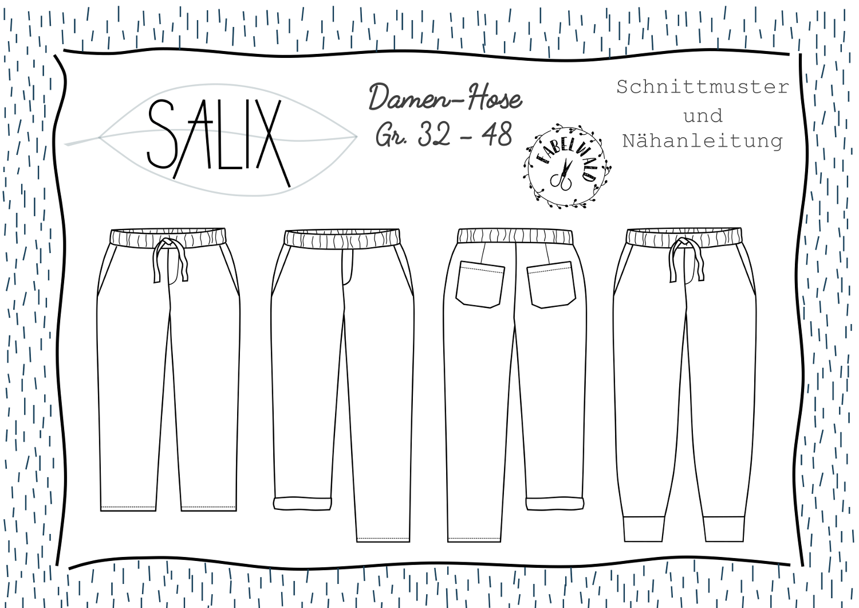 Neu: Die Hose SALIX
