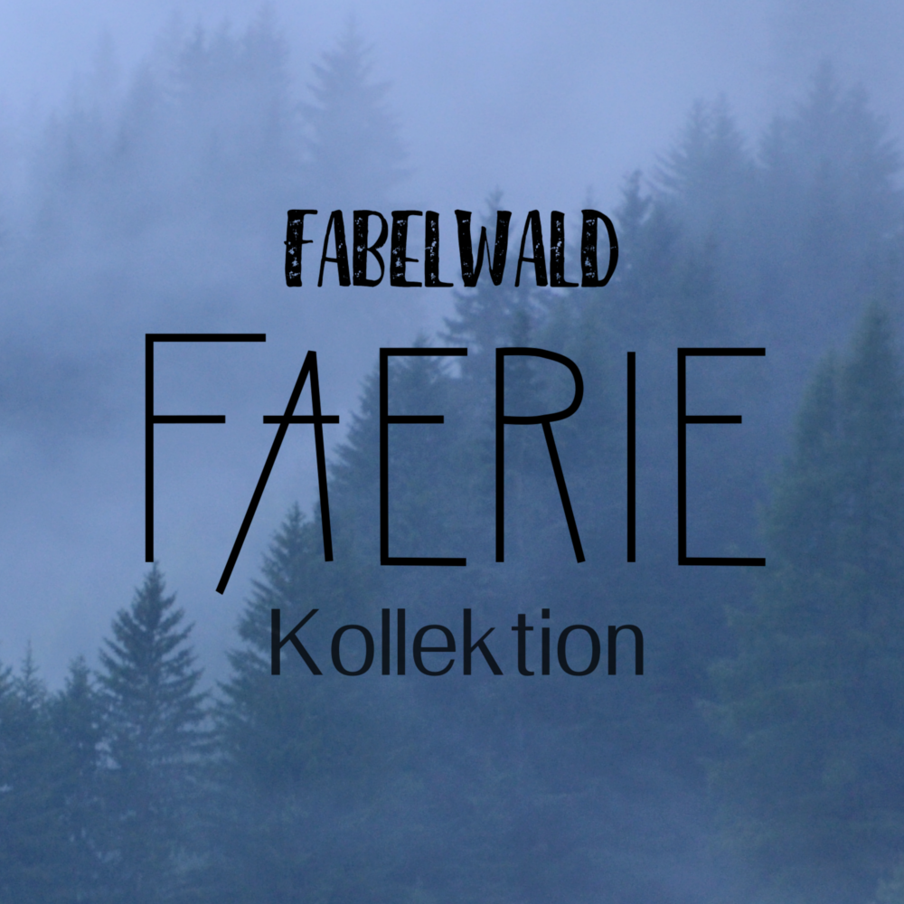 Die Fabelwald-Faerie-Kollektion (Lookbook)