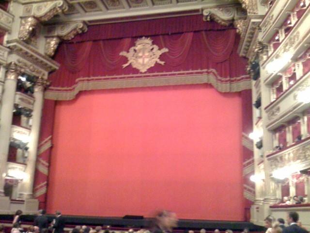Milan (la Scala)
