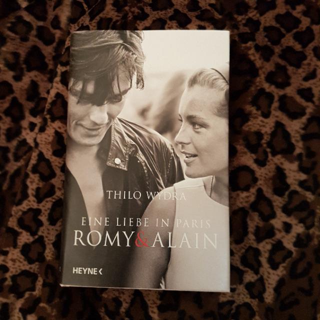 Thilo Wydra: Ein Liebe in Paris: Romy & Alain