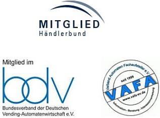 Mitglied im Händlerbund, BDV und VAFA