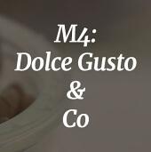 Kaffeekapsel-Automat für Dolce Gusto