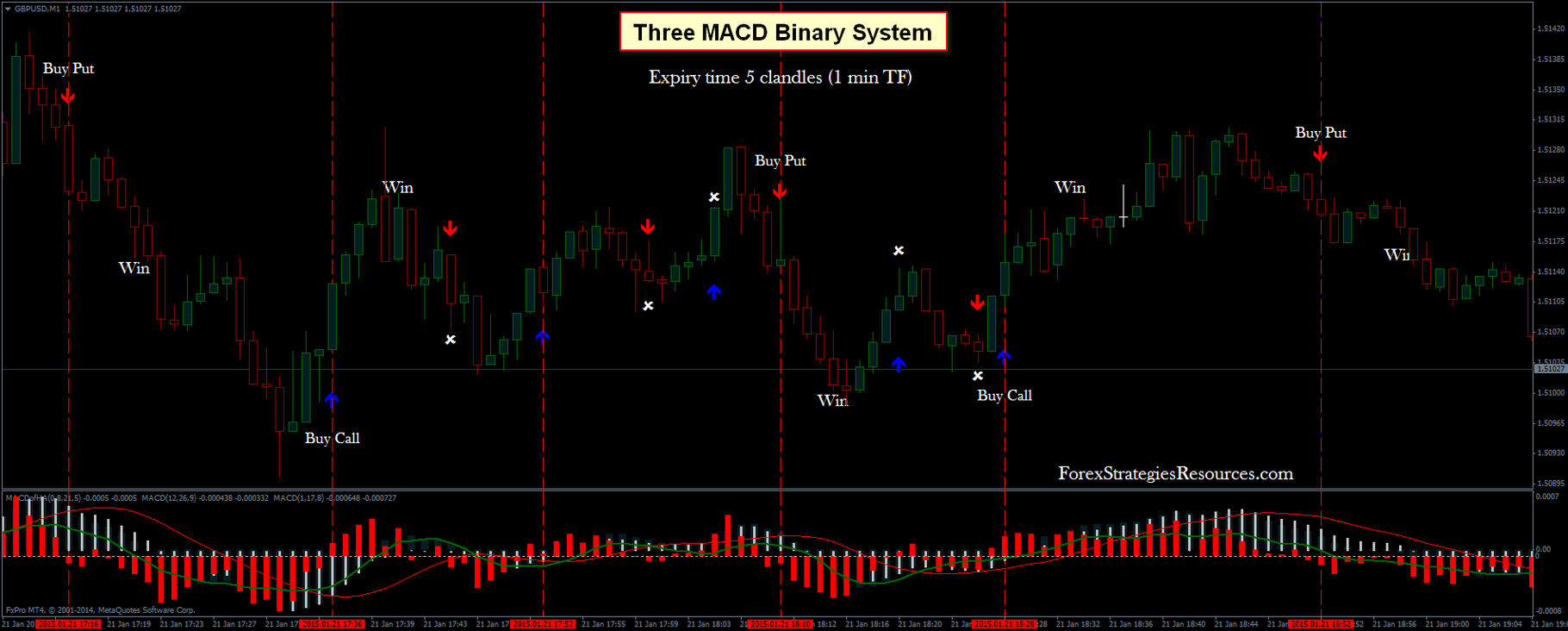 Forex binary touch options