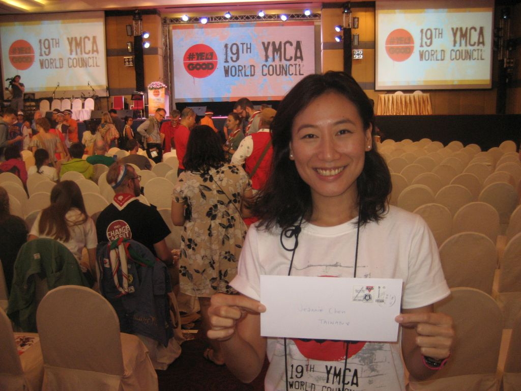 Jennifer Chen YMCA Taiwan