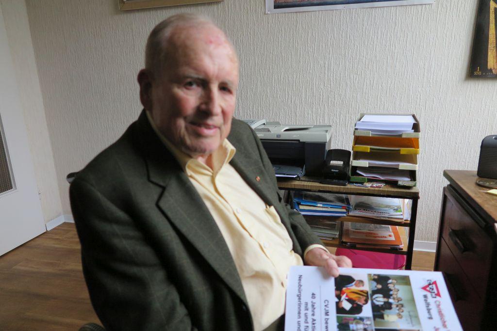 Frank-Helmut Zaddach, Pädagoge, Pfadfinder und Politiker
