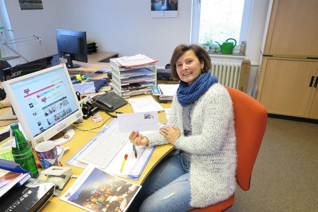 Christa Kliebisch vom CVJM-Blog und CVJM-Gesamtverband in Deutschland